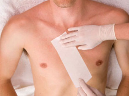 Chest Mens Waxing London